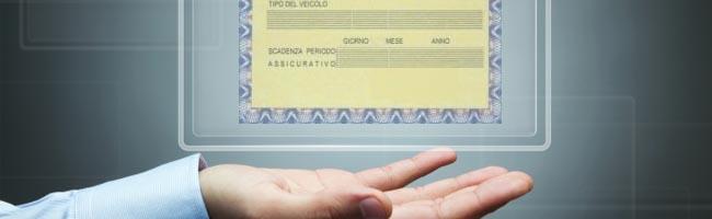 Contrassegno assicurativo virtuale