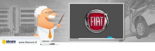 Assicurazione Rc Auto Fiat