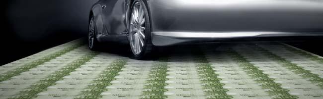 Tassa sul lusso per le auto