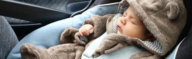 In viagigo con il bebè