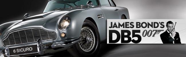 Aston Martin di 007