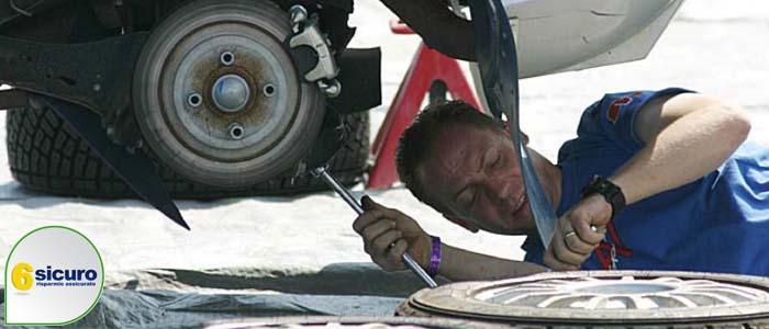 vacanze sicure controllo auto