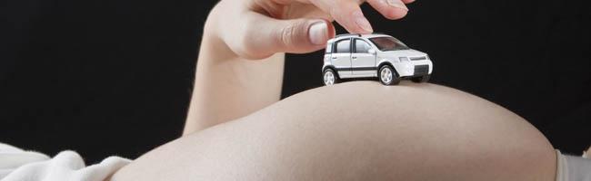 Guidare in gravidanza