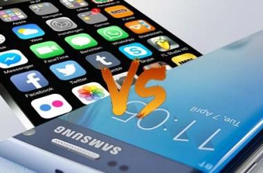 iPhone 7 vs Samsung Galaxy S7, qual è il migliore?