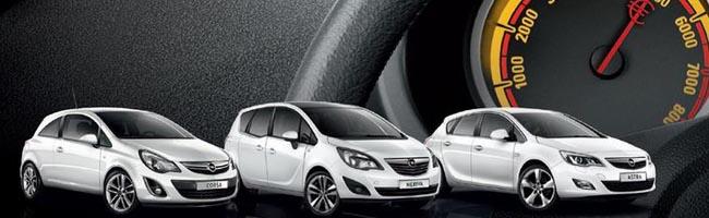 Offerta Opel