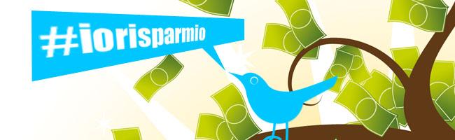 #iorisparmio