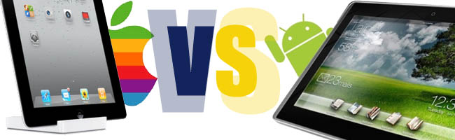 iPad o Android tablet?
