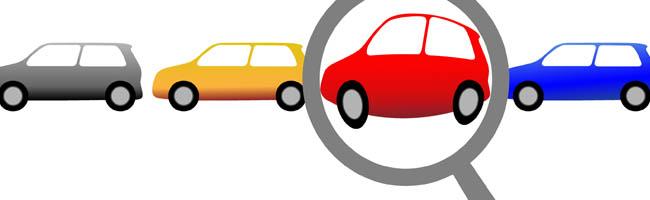 Scegliere l'auto