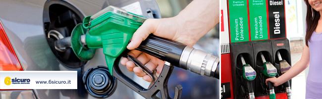 benzina rialzo italia