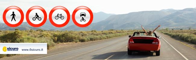 Codice della strada 2013
