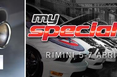 Tuning ed elaborazione: arriva il My Special Car Show 2013