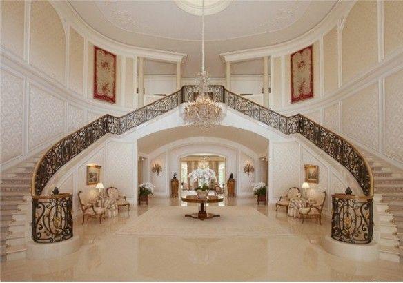 Case lussuose quali sono le pi lussuose del mondo for Interni case lussuose