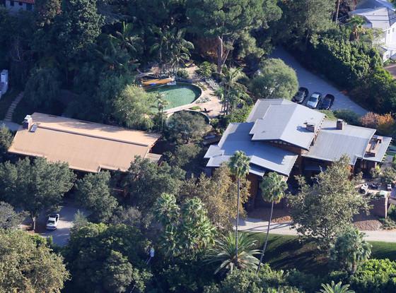 Casa di Brad e Angelina, meravigliosa magione a Los Angeles