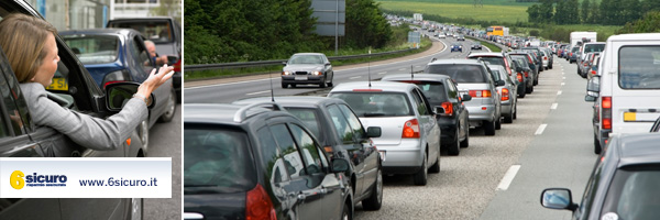 Traffico: perché passiamo così tanto tempo in coda?