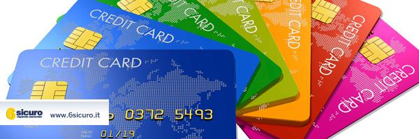 Truffe su carta di credito