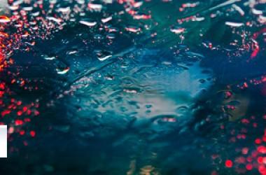 Sapete guidare con la pioggia?