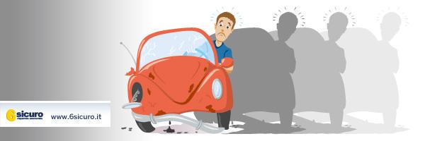 Sicurezza auto