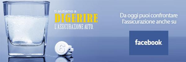 Assicurazione Auto facebook