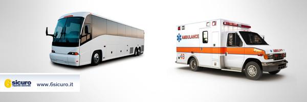 Dal bus turistico all'ambulanza: tutti con assicurazioni false?