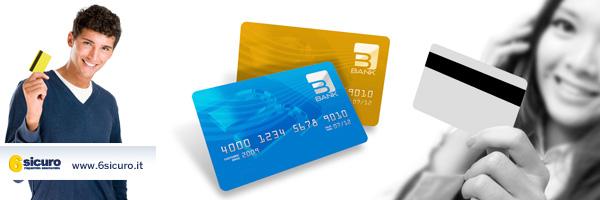 Polizza assicurativa per la carta di credito