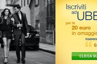 Uber & 6sicuro: autista privato a portata di click!