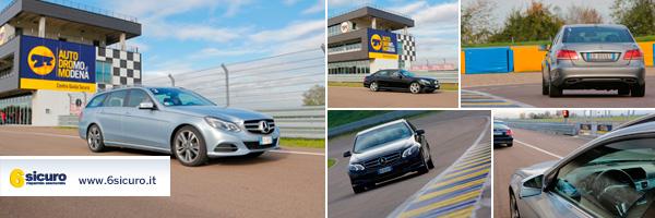Mercedes Classe E BlueTec Hybrid: prestazioni e risparmio