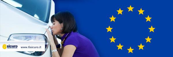 Rc Auto: le più care d'Europa, ma si può risparmiare