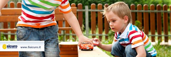Educazione stradale a misura di bambino