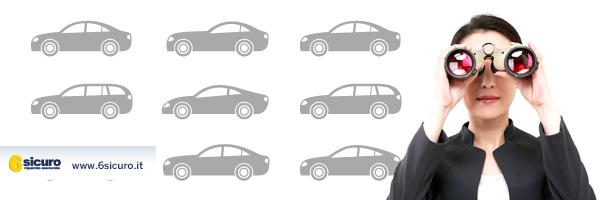 """L'identificazione """"low-cost"""" dei veicoli senza assicurazione"""
