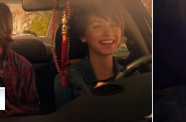 Pubblicità shock contro le distrazioni al volante