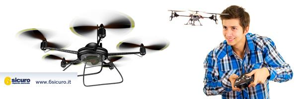 patente assicurazione drone