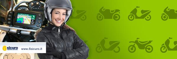 Navigatori per le moto: sicurezza stradale e segnalazione autovelox