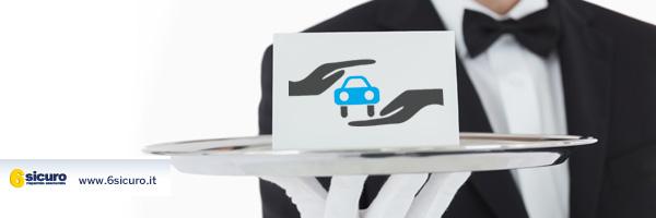 Prezzo medio della polizza auto più caro d'Europa