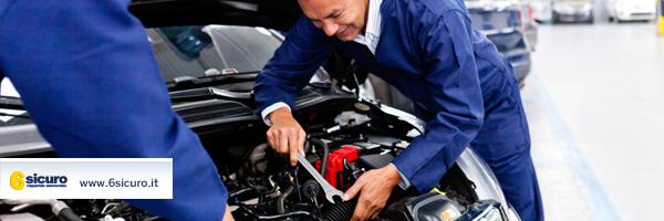 manutenzione auto inverno