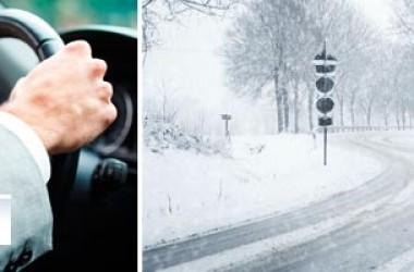 Sicurezza stradale: tutti i consigli per l'inverno