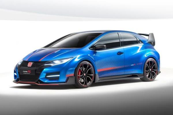 Honda Civic Type-R turbo