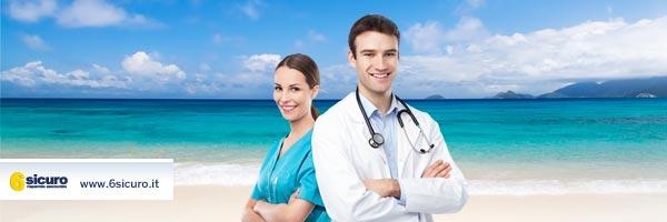 assistenza medica estero