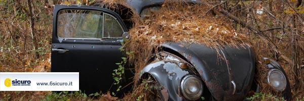 auto-abbandonate
