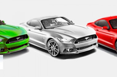 La Ford Mustang sbarca in Italia
