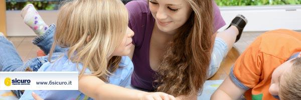 come mettere in regola la baby-sitter
