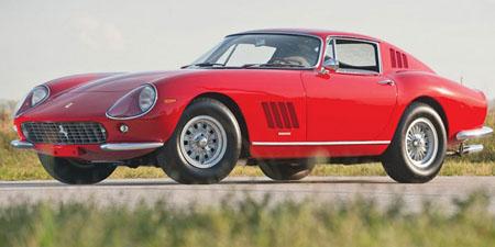 Ferrari 275 GTB/4 N.A.R.T. Spider