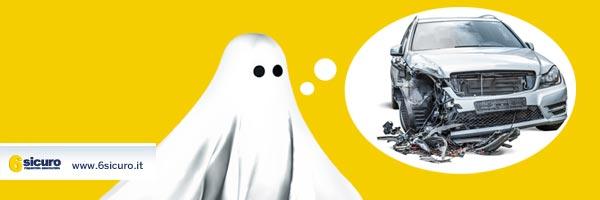 sinistro fantasma