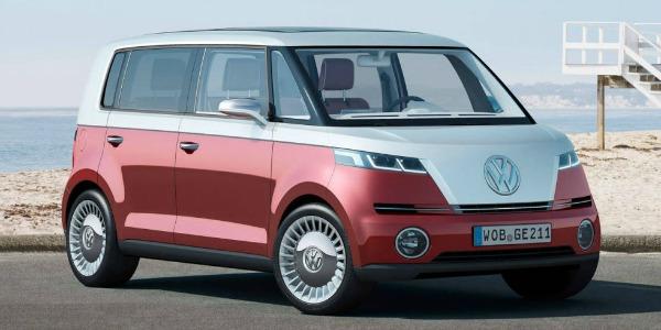 Volkswagen e-Microbus