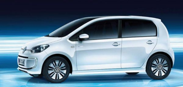 auto elettrica - Volkswagen e-Up!