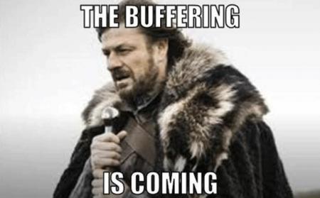 Netflix italia e il buffering nelle serie tv