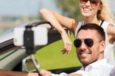 Selfie in auto e SMS: pericolo mortale