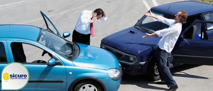 incidente auto senza assicurazione