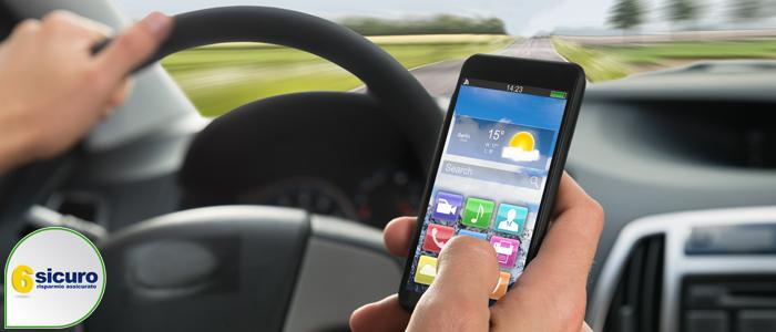 cellulare alla guida
