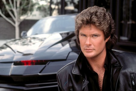 David Hasselof Super Car Serie tv