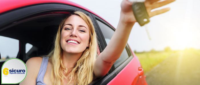 guidare senza patente